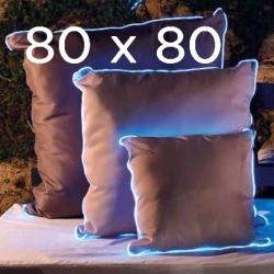 Coussins Lumineux 80x80