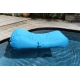 The pool lounger