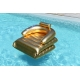 Gold pool armchair