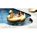 Gold giant swan