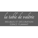 LA TABLE DE VALERIE