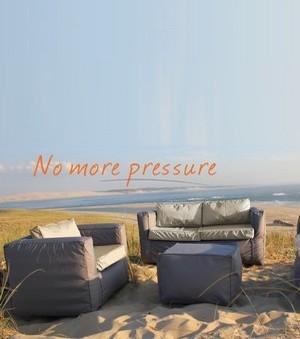 Nomade  Lounge : LE 1er CANAPE VRAIMENT NOMADE !