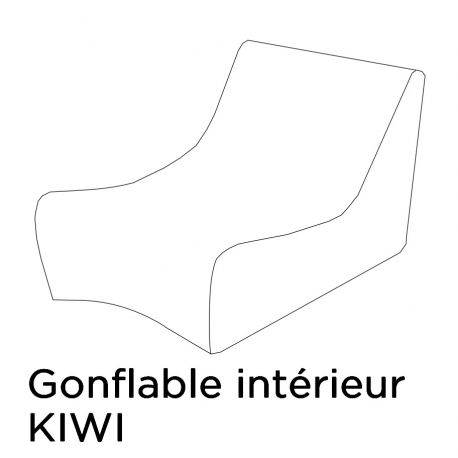 Inflatable Interior for KIWI