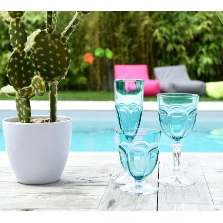 Glass Aqua