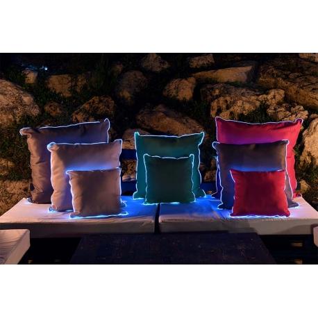 Light cushion 80x80